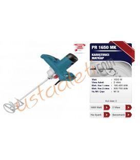 Proter PR 1650 MK Karıştırıcı Matkap