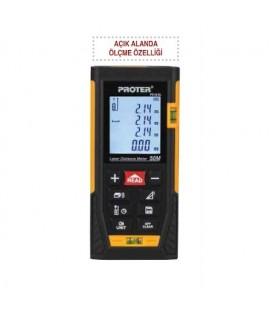 Proter PR 70 LD Lazer Metre(Dış ve İç Mekan Ölçüm)