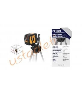 Proter PR 120 TP Lazer Tripod Şakül/Ayaklı