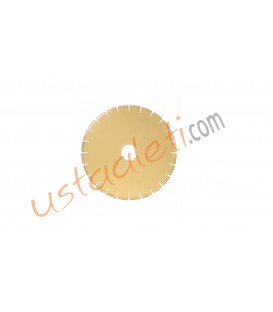 İnterflex 350 mm. Sessiz Mermer Kesici Sulu Kesim Gold Line