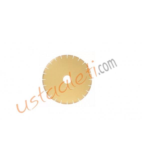 İnterflex 350 mm. Sessiz Mermer Kesici Sulu Kesim Gold Line