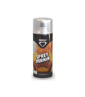 Dekor Sprey Vernik Mat(400 ml.)