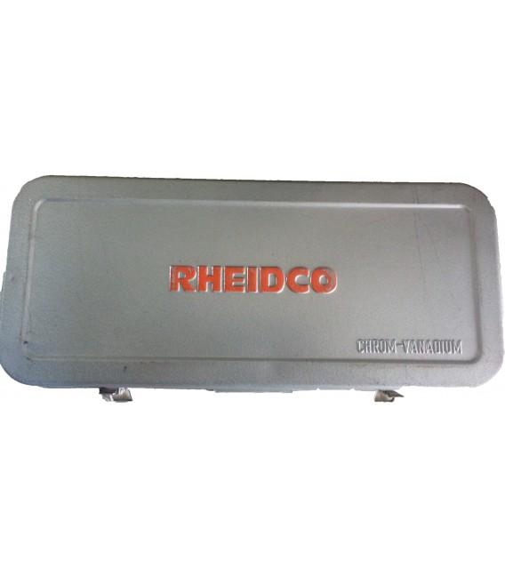 Metabo-Rheidco 3/4 Ağır Lokma Takımı 14 Parça (Made İn Germany)