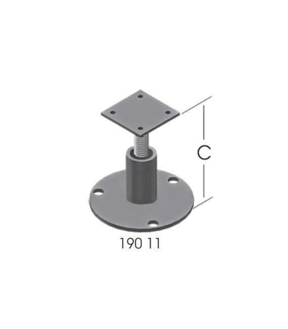 Minik Taşıma Ayağı 26-36 mm.