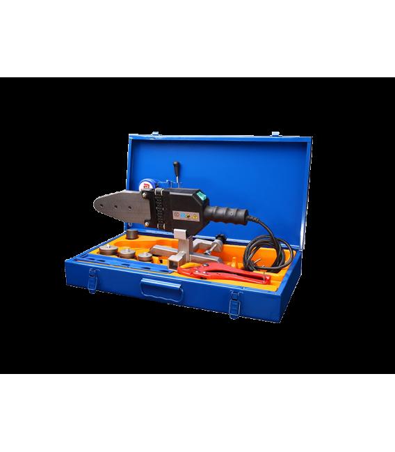 Vira F2001 PPRC Plastik Boru Kaynak Makinesi