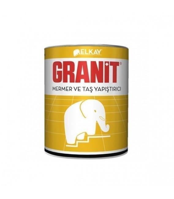 Granit Akemi Mermer Granit Taş Lavabo Evye Yapıştırıcı 1200GR Beyaz Renk