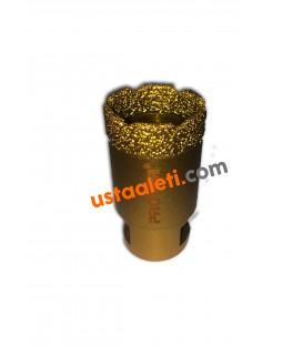 Proter 35 mm. M14 Gold Seramik, Porselen, Granit, Mermer Delici