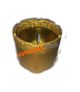 Proter 52 mm. M14 Gold Seramik, Porselen, Granit, Mermer Delici