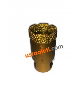 Proter 45 mm. M14 Gold Seramik, Porselen, Granit, Mermer Delici