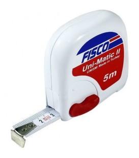 Fisco Çelik Şerit Metre 5 Metre