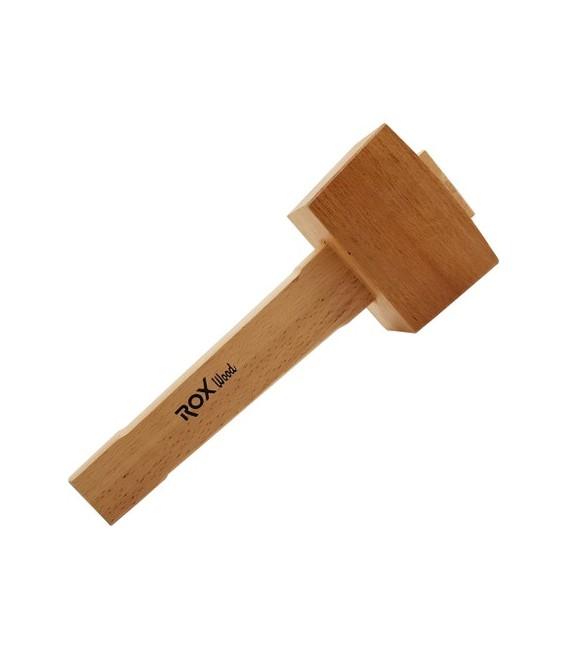 ROX Wood Ahşap Konik Tokmak 23.5 cm