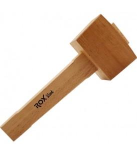 ROX Wood Ahşap Konik Tokmak 35 cm