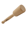 ROX Wood Dikey Silindir Ahşap Tokmak 23 x 4.5 cm