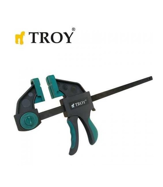TROY 25112 Tetik Tipi İşkence Kıskaç, 30cm