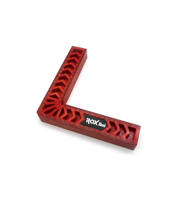 Rox Wood 0010 Abs Plastik Gönye 8'' 20 cm