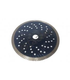 180 mm. Turbo Kanallı Bazalt-Granit Testeresi