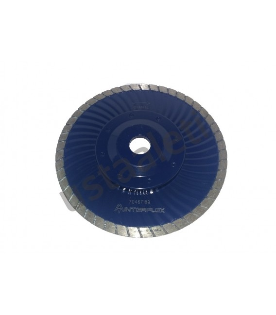 İnterflex 180mm Flanşlı Blue Line Granit Kesici