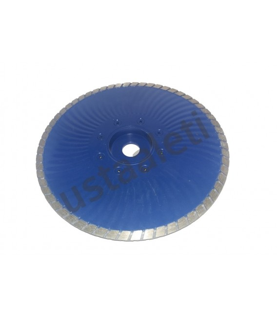 İnterflex 230mm Flanşlı Blue Line Granit Kesici