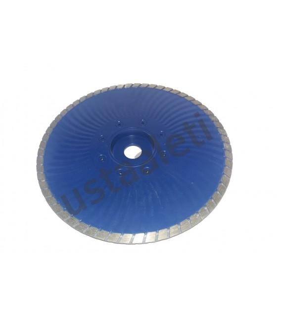 İnterflex 230mm Flanşlı Blue Line Granit Kesici