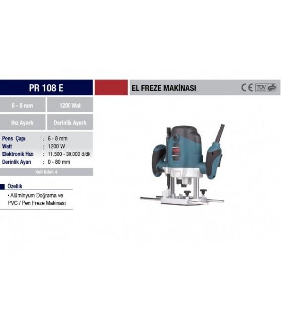 Proter PD 710 E Dekupaj Makinesi