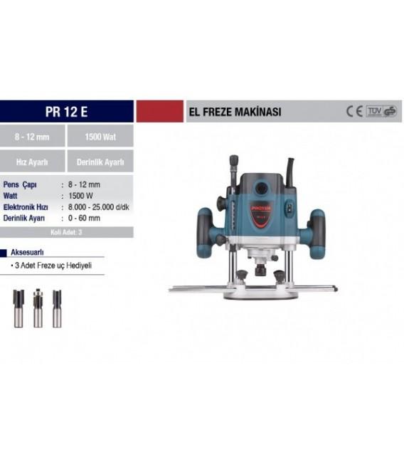 Proter PR 12E El Freze Makinesi