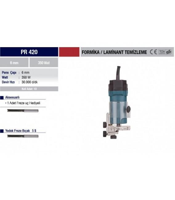 Proter PR 420 Formika/Laminant Temizleme