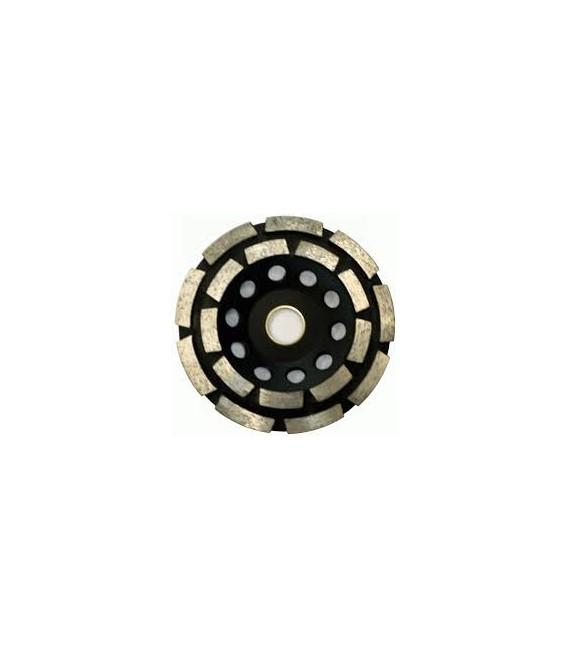 Gerlinger 180 mm. Çift Sıra Elmaslı Beton Yüzey Silim Elmas Çanak Taşı