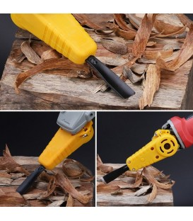 Rox Wood 0096 Taşlama Makinesi Iskarpela Aparatı Power Chisel