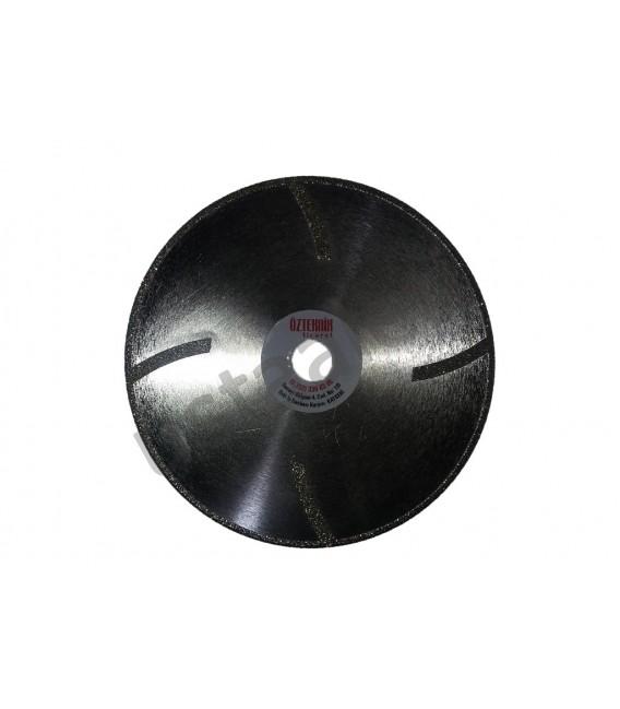 125 mm. Pahlı Kumlu Elmas Testere