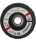 İnterflex 115 mm. Mozaik Mermer Beton Granit Silme Zımpara Diski C16