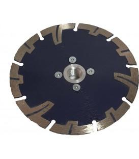 Werk 125 mm. Kaplandiş Granit Bazalt Kesme Testeresi