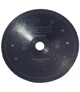 Werk 150 mm. Konkav Evye Açma Granit Testeresi