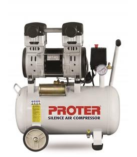 Proter 50 lt. Yağsız-Sessiz Hava Kompresörü
