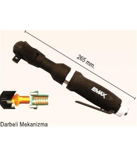 Emax ET-1840 1/2'' 8 KG. Darbeli Cırcır Kol